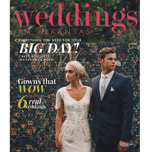 Weddings in Arkansas - Digital Magazine