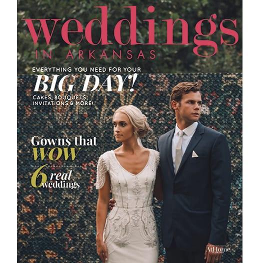 Weddings in Arkansas - Digital Magazine